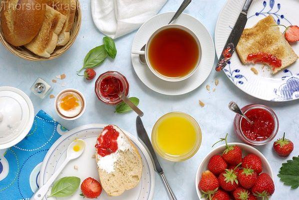 Frühstück....