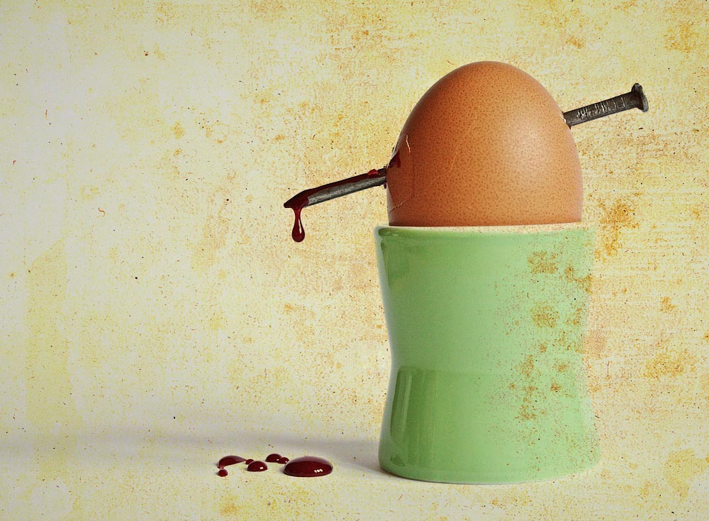 Frühstück ist wichtig .... (o;