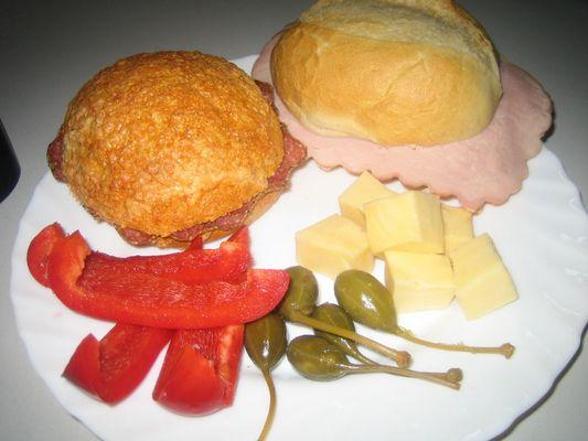 Frühstück von Uwe