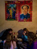 Frühstücken im Naxi GH