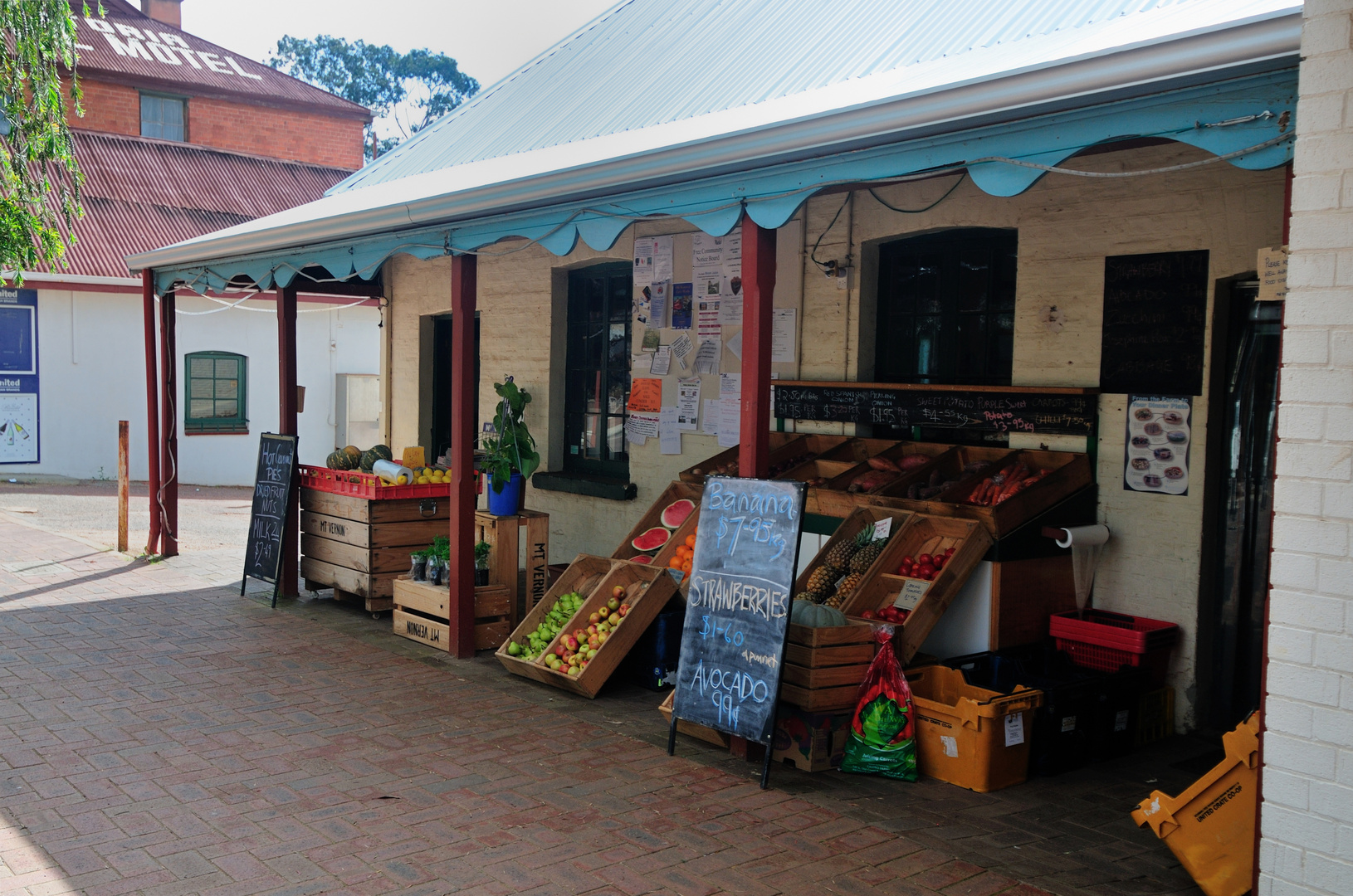 Fruit & Vegetables. Toodyay