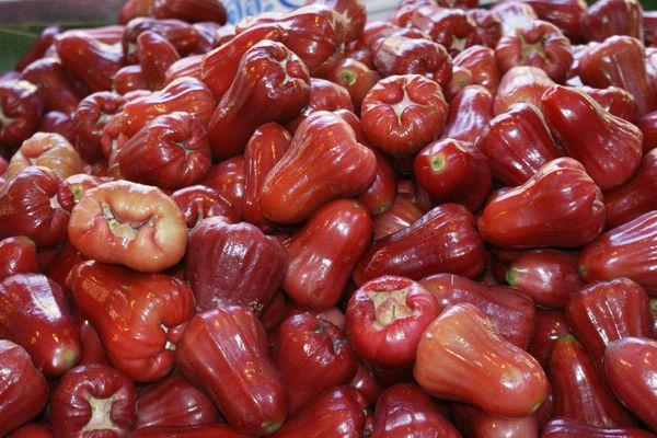 fruits de thailande