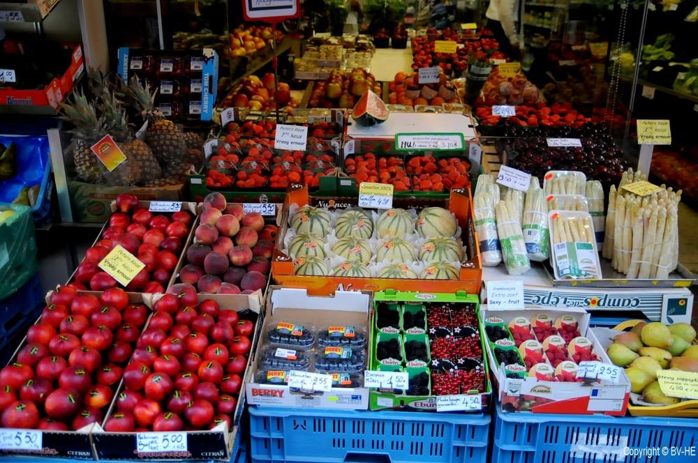 Fruits et légumes a volonté