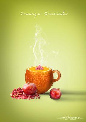[FRUITS SERIES]-Orange grenade
