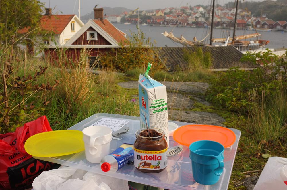 Frukost i Fiskebäckskil!