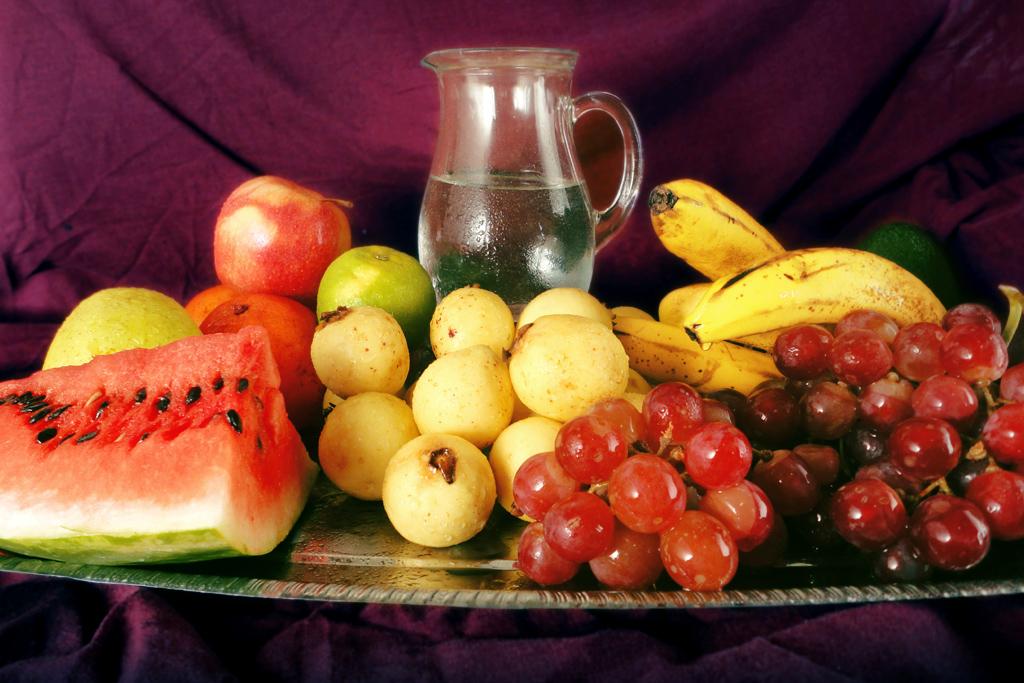 Fruta fresa
