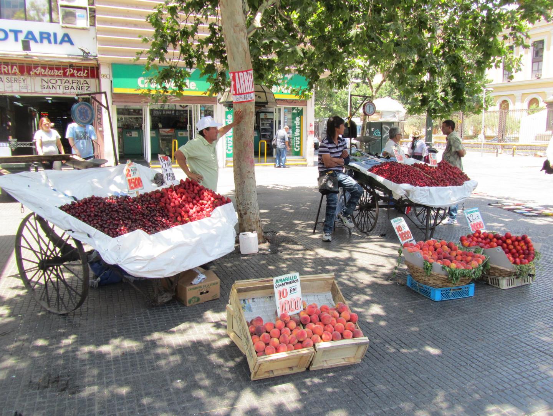 Frutillas a mil