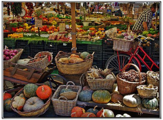 frutta e verdure per tutti....