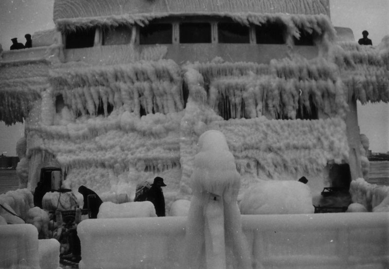 FS Warnemüne im Winter 69/70 2. Bild