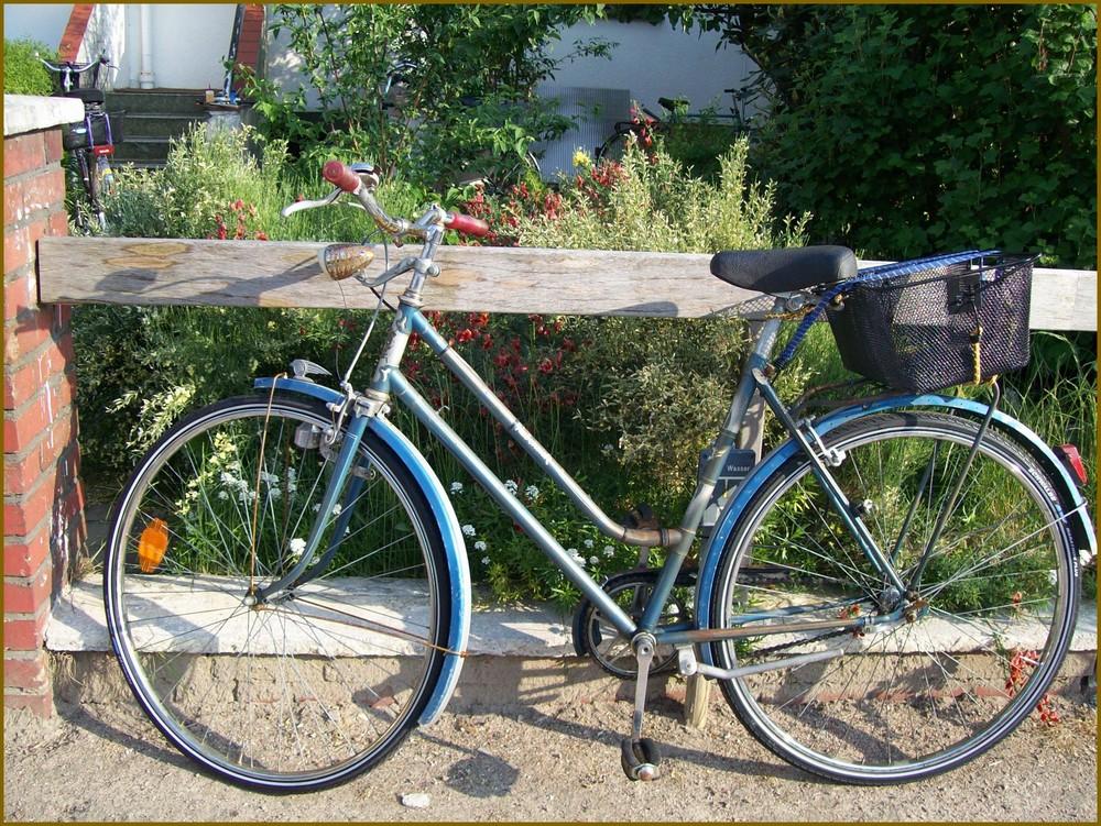 FS1 - Fahrradsammlung, 1. Rad