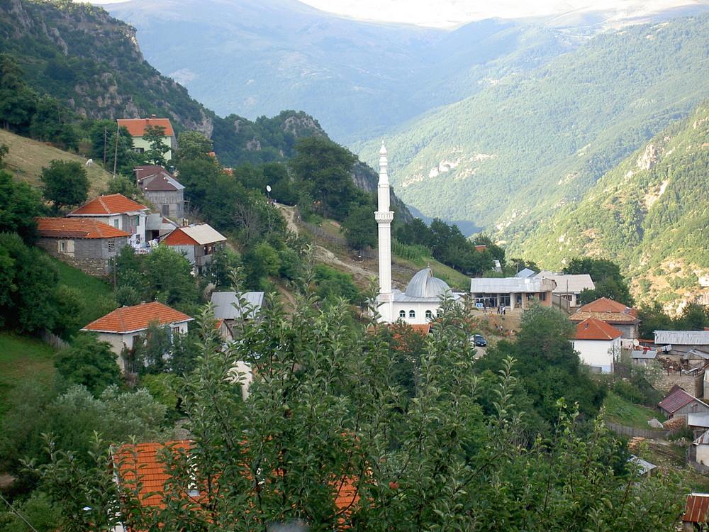 Fshati Vërbjan