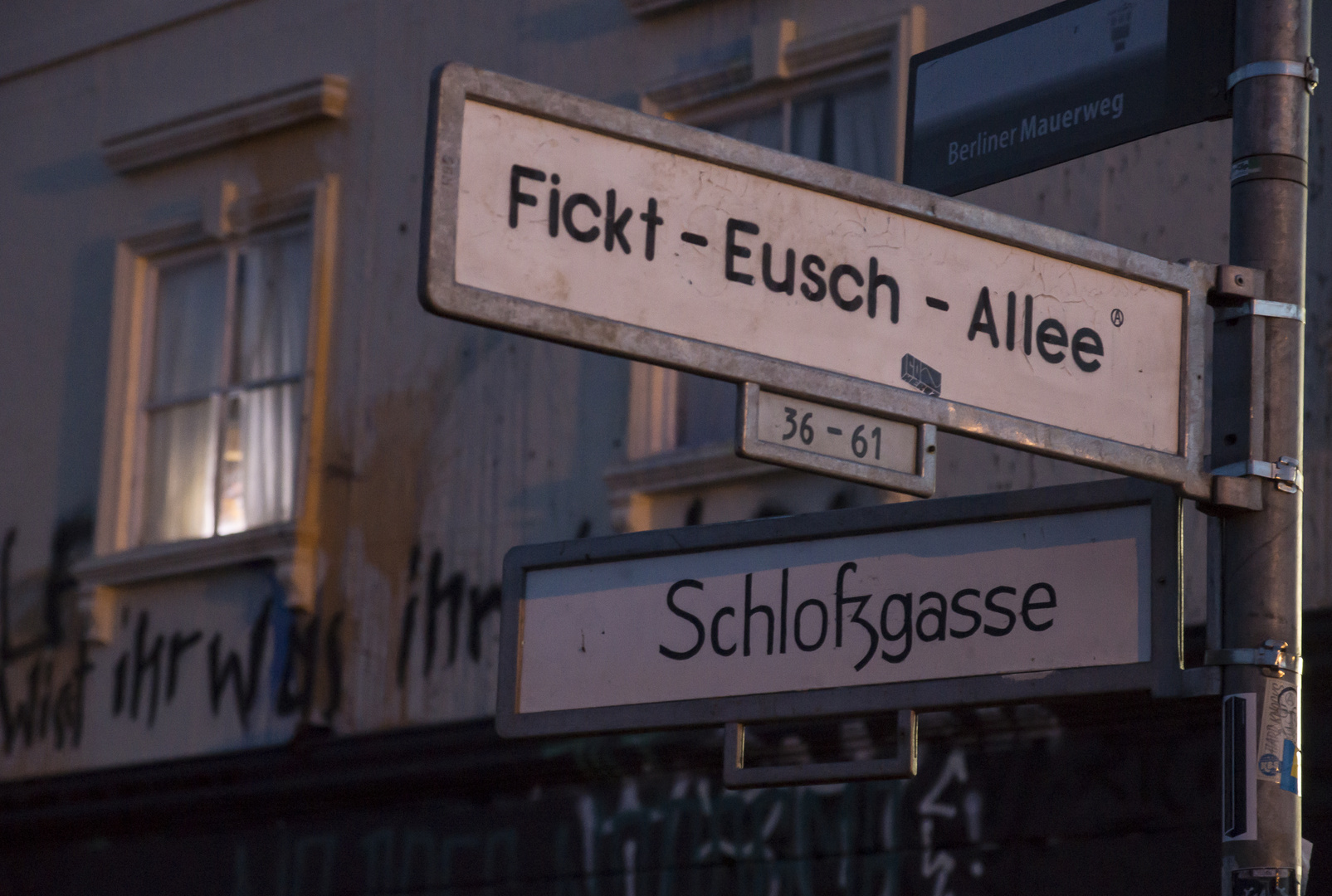 F***t Euch ALLEE