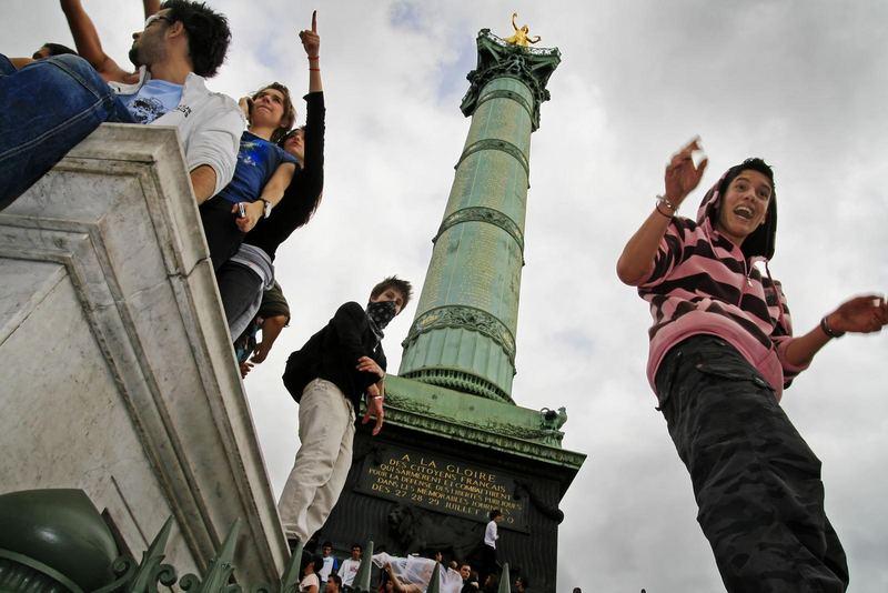 Fête à la Bastille