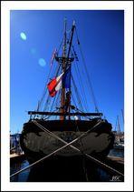 Fête nautique vieux port de Marseille