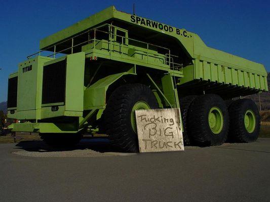 Fucking Big Truck