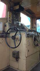 Führerstand der ÖBB Dieselverschublokomotive 2062.017-5