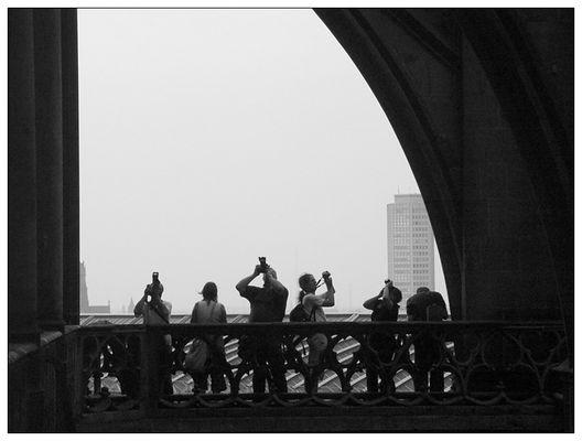 Führung über die Dächer des Kölner Doms #1