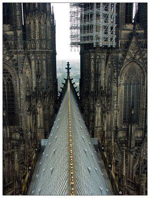 Führung über die Dächer des Kölner Doms #2