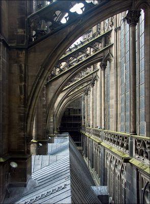 Führung über die Dächer des Kölner Doms #4