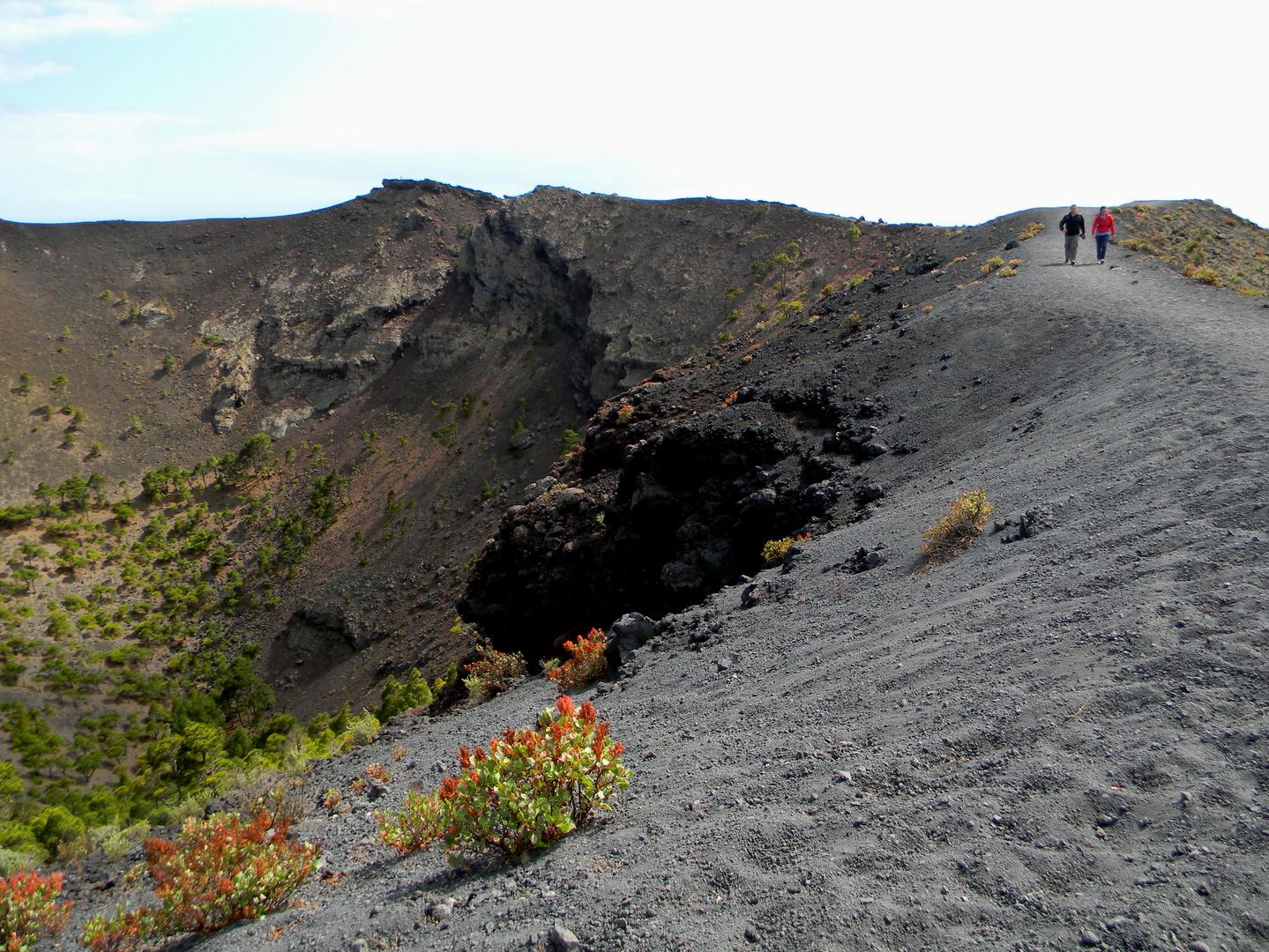 Fuencaliente - Vulkan San Antonio
