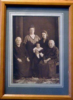 Fünf Generationen