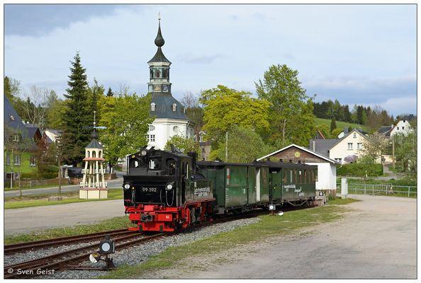 Fünfzig Jahre später in Carlsfeld (3)