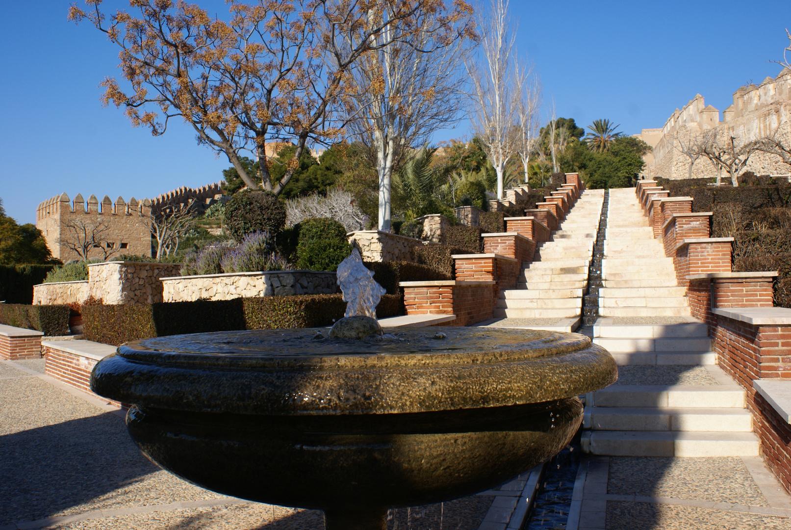 fuente de alcazaba de almeria
