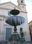 Fuente helada