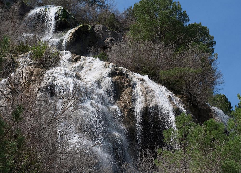 Fuente La Escaleruela. (Otro punto de vista).