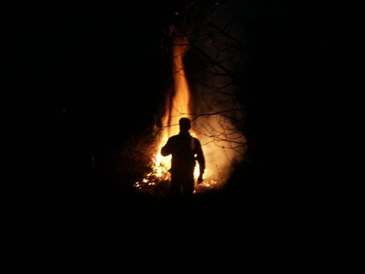 Für dich geh ich durchs Feuer...