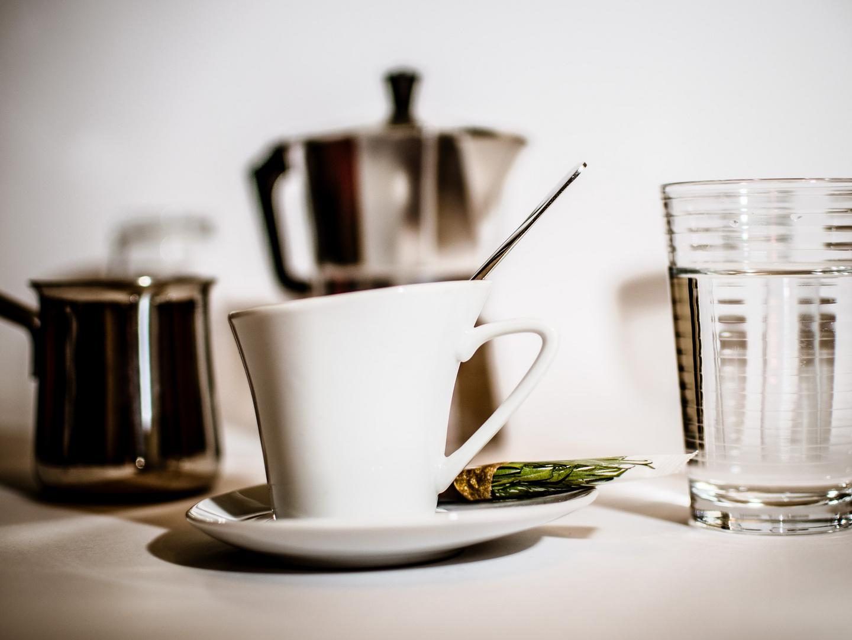 Für die Kaffeeecke
