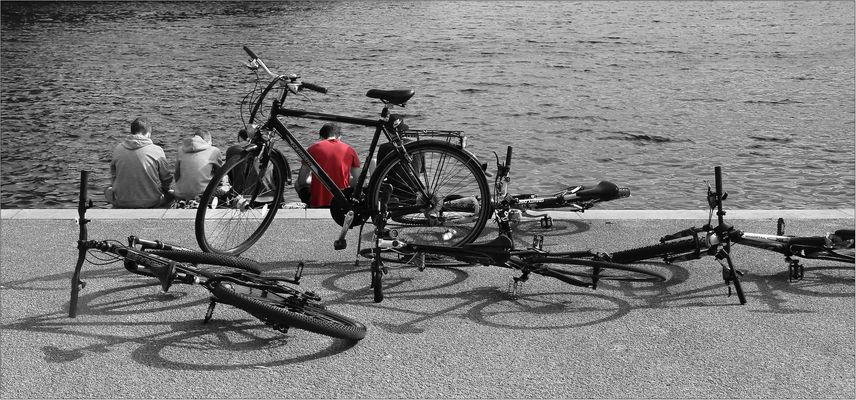 Für die Radtour ...