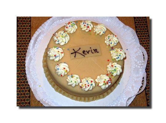 für Kevin zum Geburtstag