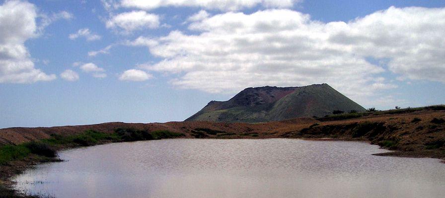 Für Lanzarote-Kenner und Liebhaber - Der Bergsee