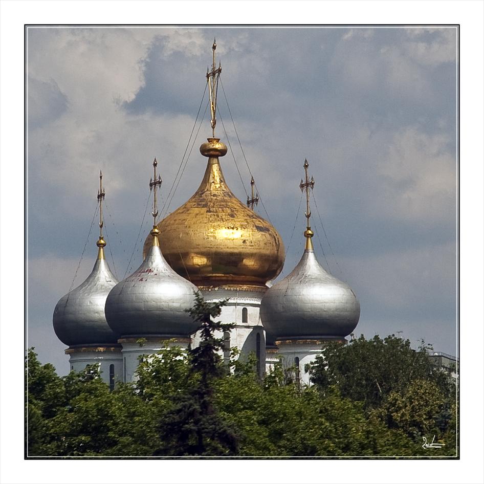 Für Moskau-Romantiker...