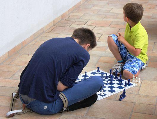 Für Schach ist es nicht zu früh!(2)