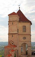 Für was der Turm wohl gedacht war?