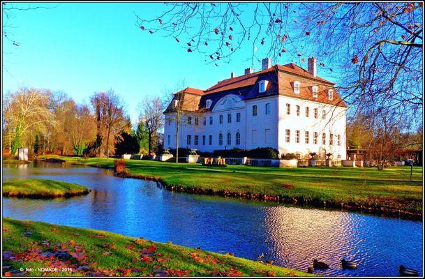 Fürst-Pückler-(Eis)Schloss am 02.12.2015