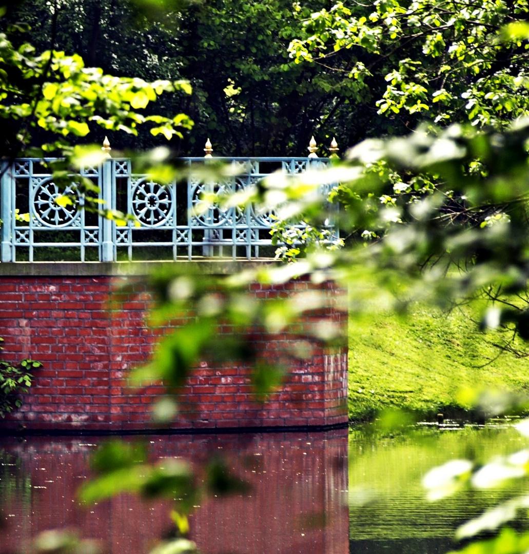 Fürst-Pückler-Park Branitz 15/Fischbalkon