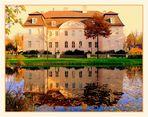 Fürst-Pückler(Eis) - Schloss Branitz im Oktober 2010 (2)