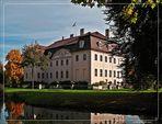 Fürst-Pückler(Eis)-Schloss Branitz, Oktober 2013