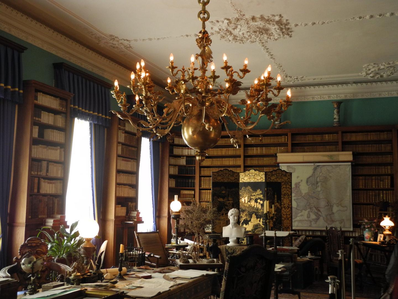 Fürst Pücklers Bibliothek