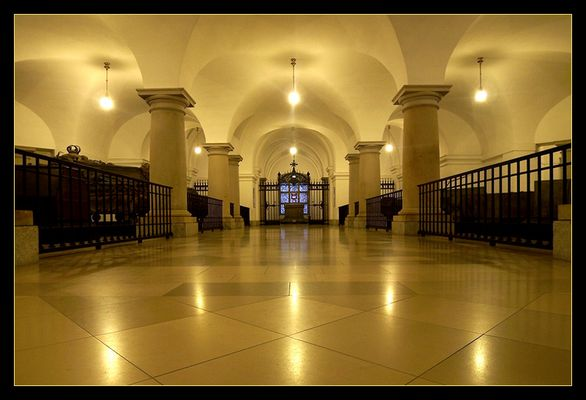 fürstengruft, berliner dom