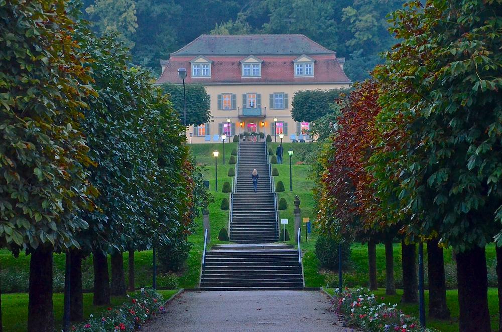 Fürstenhof im Staatsbad Bad Brückenau
