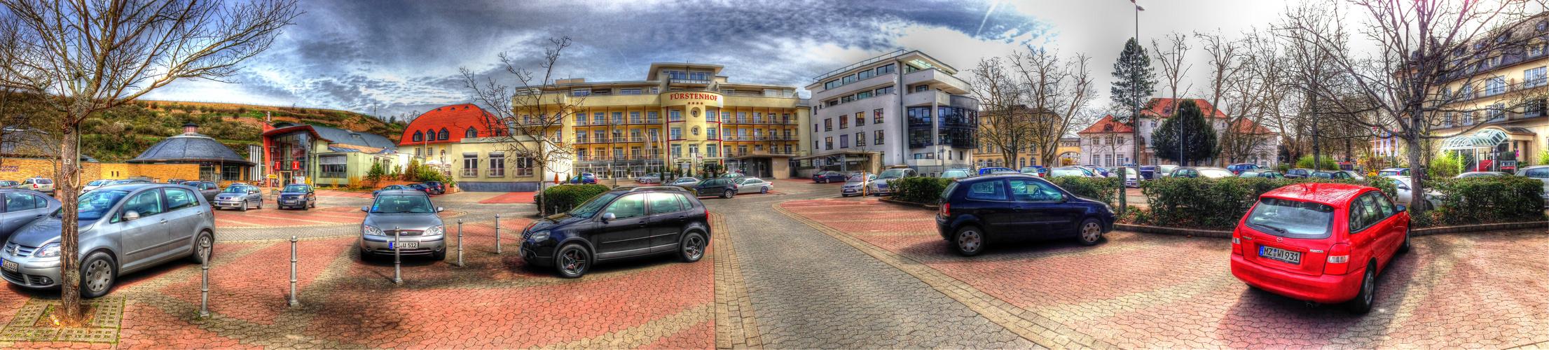 Fürstenhof Panoramablick