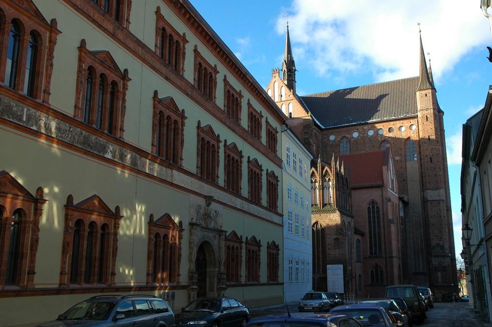 Fürstenhof und St.Georg