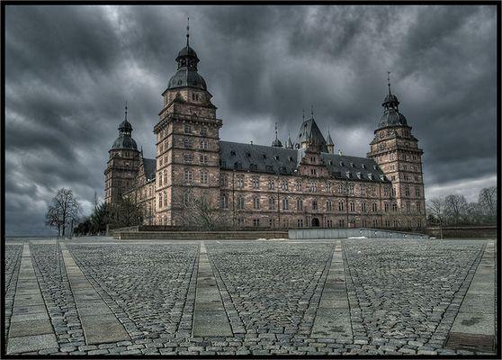 Fürstenschloss Johannisburg I