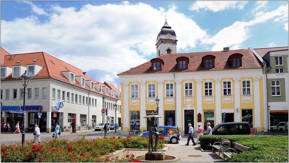 ... Fürstenwalde ...