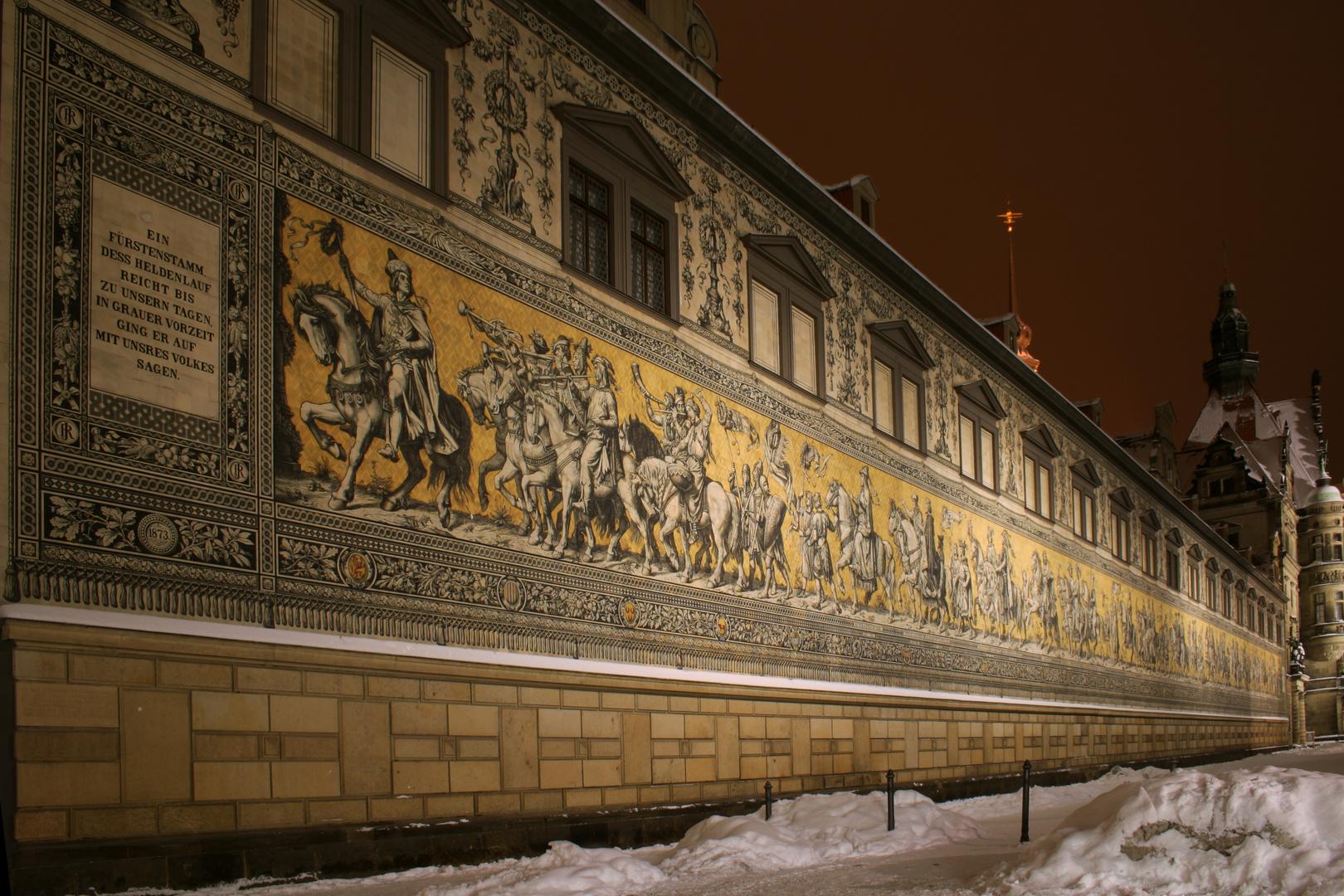 Fürstenzug Dresden