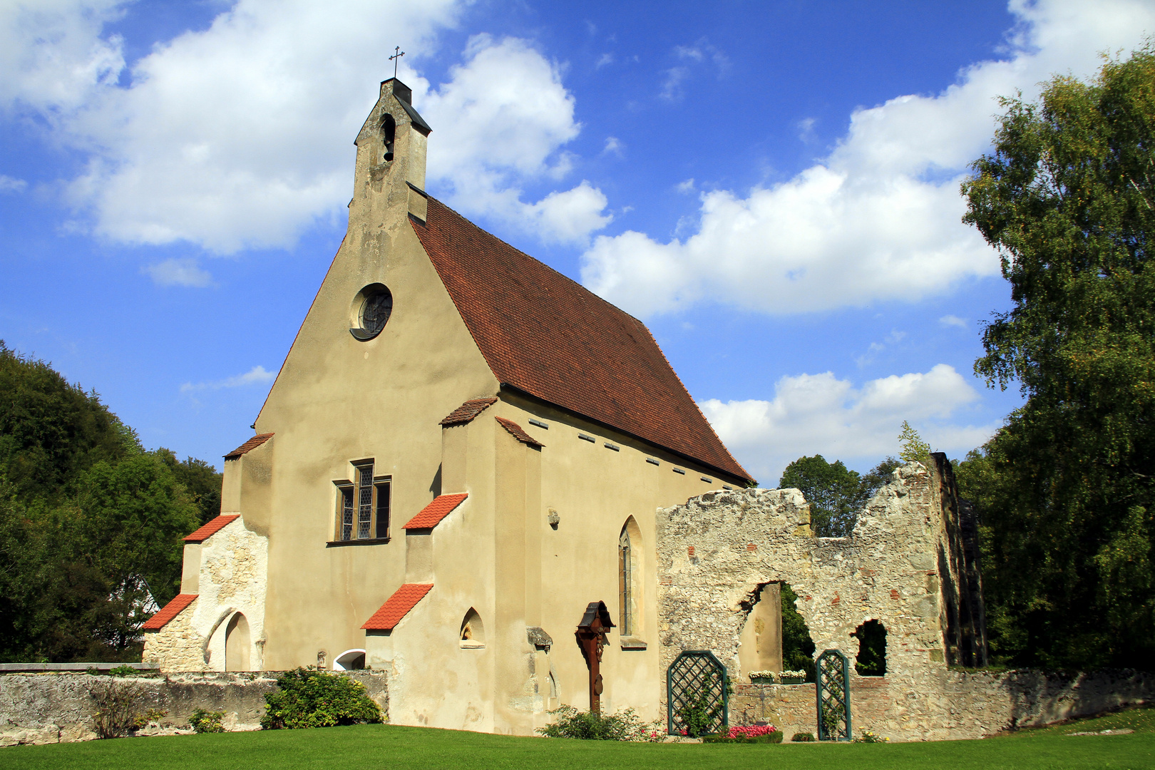 fürstliche Kapelle Christgarten, Donau Ries